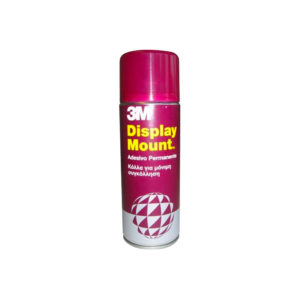 3M Adesivo Spray Display Mount – Permanente