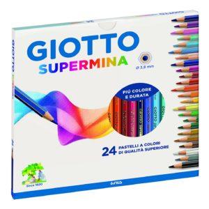 GIOTTO SUPERMINA – Confezione da 24 pz.