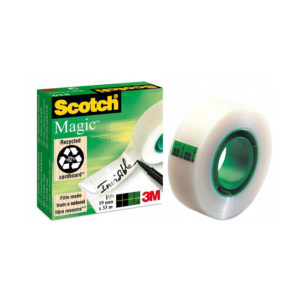 Scotch Magic Type Nastro adesivo trasparente 19 mm x 33 m