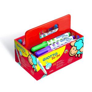 GIOTTO be-bè – Superpennarelli Schoolpack 36 Colori