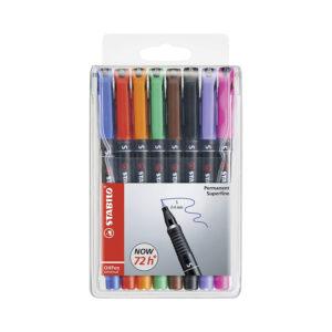 STABILO OHPen universal 8 colori