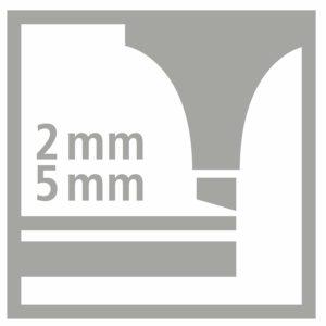 STABILO BOSS ORIGINAL Evidenziatore colore AZZURRO – Confezione da 2